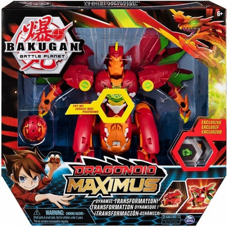 Бакуган Dragonoid Maximus (1069): Aurelus Dragonoid