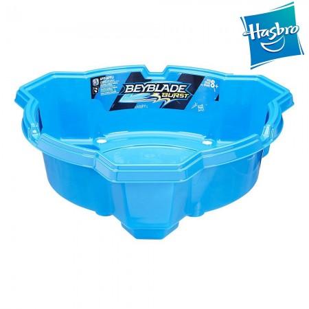 Арена для волчков Beyblade оригинал Hasbro (синяя): Арена для волчков beyblade оригинал Hasbro (синяя)