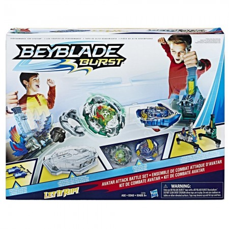 Набор Burst Avatar Attack Battle Set: Avatar Attack Battle Set