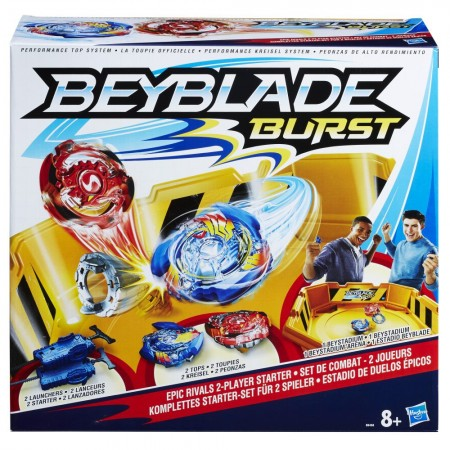 Набор Beyblade Burst Epic Rivals Battle Set оригинал Hasbro: Epic Rivals Battle Set