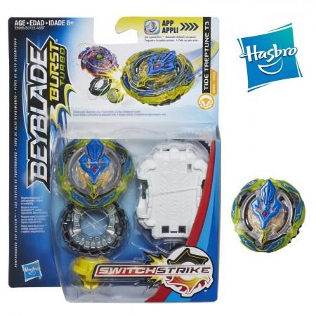 Beyblade Burst Turbo Slingshock Tide Treptune Трезубец T3 оригинал Hasbro: Tide Treptune T3