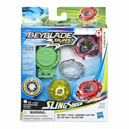 Beyblade Burst Turbo Slingshock Rip Fire Ахиллес Achilles A4 оригинал Hasbro: Achilles A4