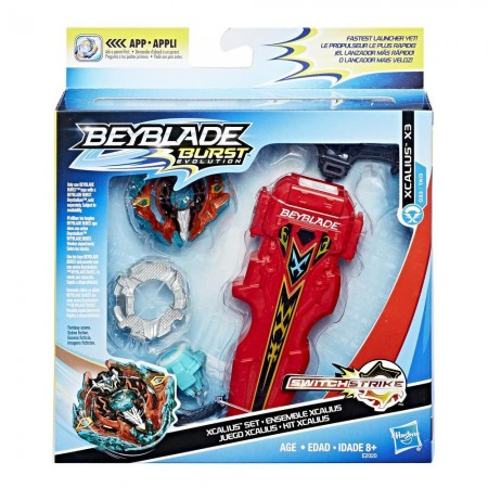 Beyblade Burst Evolution Xcalius Set оригинал Hasbro: Xcalius Set