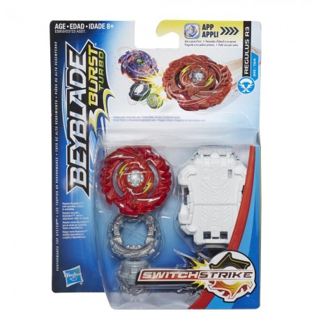 Beyblade Burst Turbo SwitchStrike Регулус Regulus R3 Starter Pack оригинал Hasbro (2956): Regulus R3