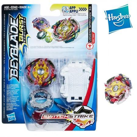 Beyblade Burst Evolution Легендарный Спрайзен Legend Spryzen S3 оригинал Hasbro: Legend Spryzen S3