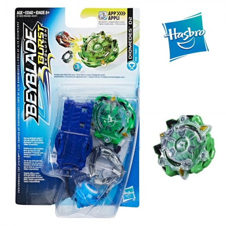 Beyblade Burst Evolution Диодемес D2 Diomedes D2 оригинал Hasbro: Diomedes D2
