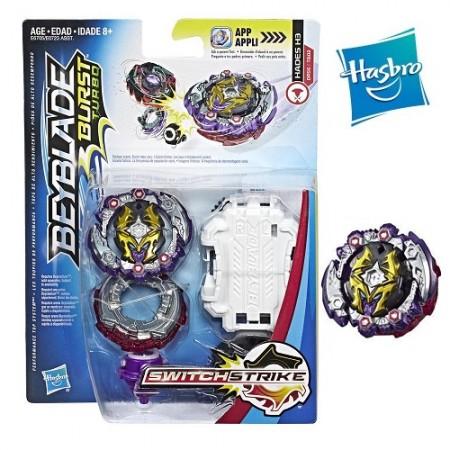 Beyblade Burst Turbo SwitchStrike Hades H3 оригинал Hasbro: Hades H3