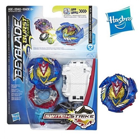 Beyblade Burst Turbo SwitchStrike Valtryek V3 оригинал Hasbro: Turbo Valtryek V3