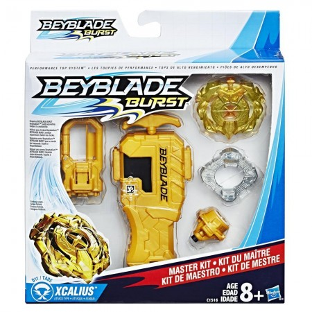 Beyblade Burst Evolution Master Kit Gold Dragon оригинал Hasbro: Master Kit Gold Dragon