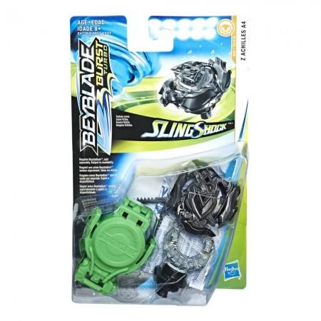Beyblade Burst Turbo Slingshock Ахиллес Z Achilles A4 оригинал Hasbro: Z Achilles A4