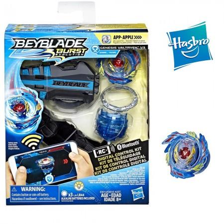 Beyblade Burst Evolution Genesis Valtryek V3 Digital Control Kit оригинал Hasbro (2190): Genesis Valtryek V3 Digital Control Kit