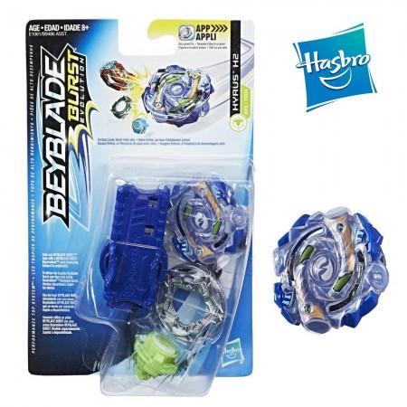 Beyblade Burst Evolution Хайрус Hyrus H2 оригинал Hasbro: Hyrus H2