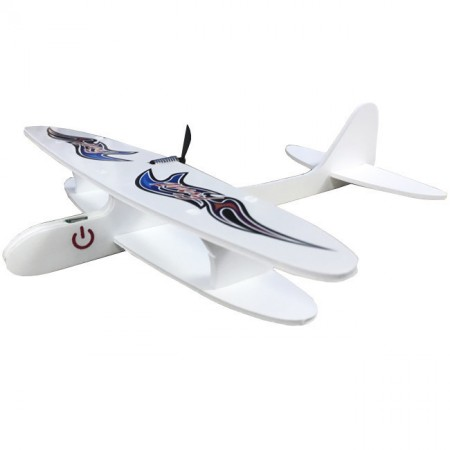 Самолет планер с мотором и зарядкой от USB: Самолет планер с мотором