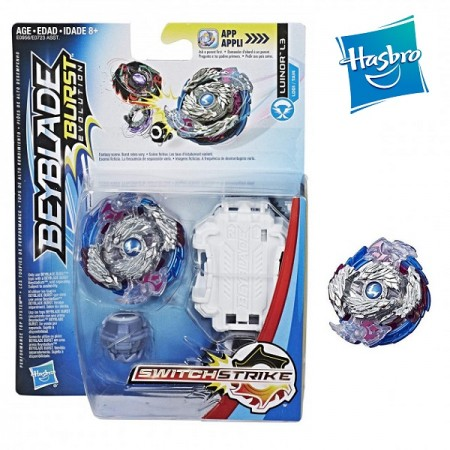 Beyblade Burst Evolution Луйнор Luinor L3 оригинал Hasbro: Luinor L3