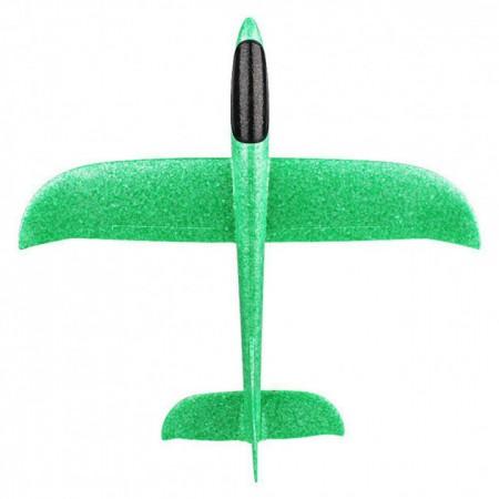 Планер метательный Sunroz 48 см (зеленый): Планер метательный Sunroz