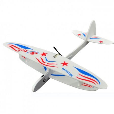 Самолёт планер метательный UKC с моторчиком: Самолёт планер метательный UKC с моторчиком