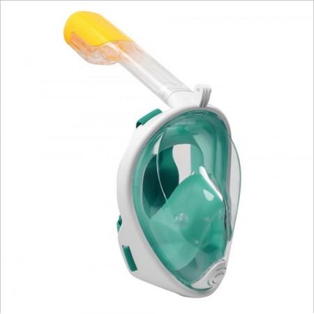 Маска для снорклинга (Green) (1072)
