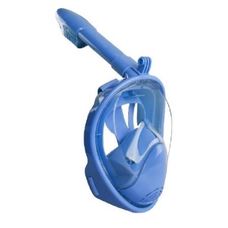 Маска для снорклинга детская (Blue) (1079)