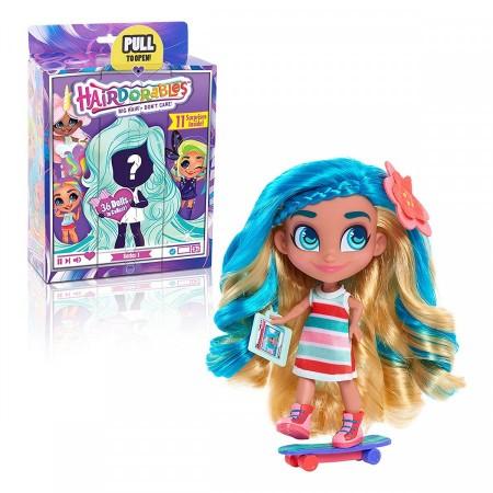 """Кукла-сюрприз Hairdorables """"стильные подружки"""" (оригинал) (345): Cтильные подружки"""