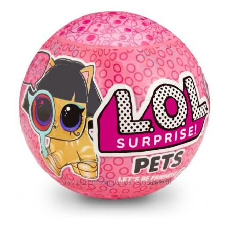 L.O.L. Surprise Pets Eye Spy S4 Wave 2 (оригинал MGA) (3806): Pets Eye Spy S4 Wave 2