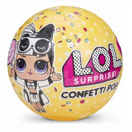 L.O.L. Surprise Confetti Pop S3 Wave 2 (оригинал MGA) (3814): Confetti Pop S3 Wave 2