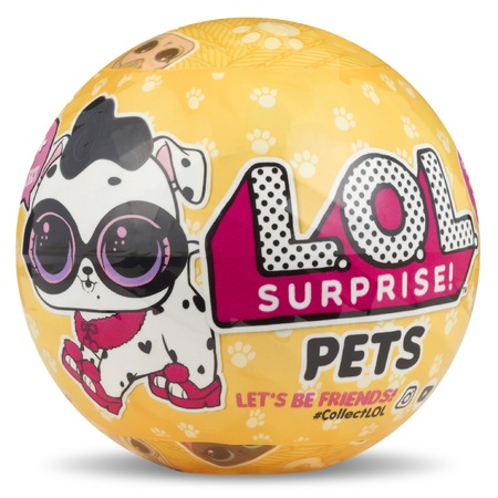 L.O.L. Surprise Pets Series 3 Wave 2 (оригинал MGA) (3805): Pets Series 3 Wave 2