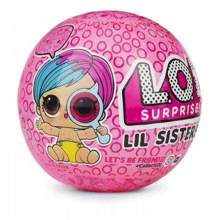 L.O.L. Surprise Lil Sisters Eye Spy Wave 2 (оригинал MGA) (3810): Lil Sisters Eye Spy Wave 2