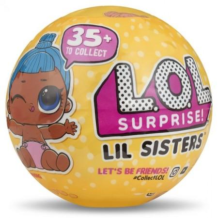 L.O.L. Surprise Lil Sisters Series 3 (оригинал MGA) (3809): Lil Sisters Series 3