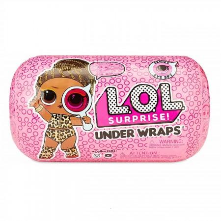 L.O.L. Surprise капсула Under Wraps Doll-Series Eye Spy Wave 2 (оригинал MGA) (3802): Under Wraps Doll-Series Eye Spy Wave 2