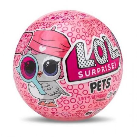 L.O.L. Surprise Pets Eye Spy S4 (оригинал MGA) (3807): L.O.L. Surprise Pets Eye Spy S4