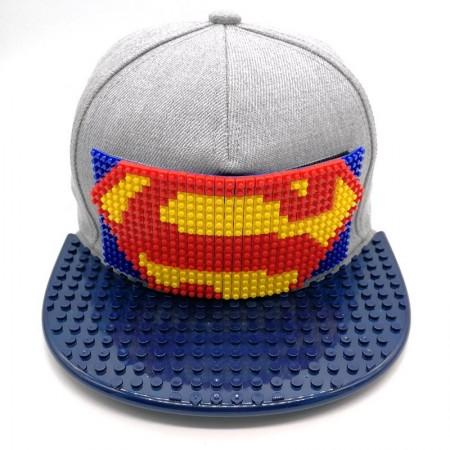 "Лего кепка ""Супер человек"" (5401): Супер человек"