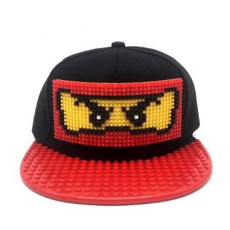 """Лего кепка """"Ниндзяго Кай"""" (5402): Ниндзяго Кай"""