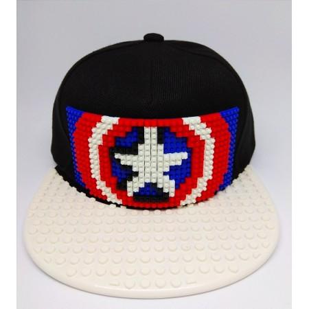 """Лего кепка """"капитан Америка"""" (5403): Капитан Америка"""