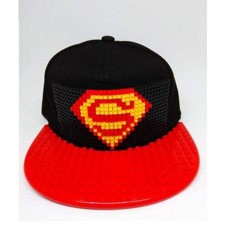 "Лего кепка ""Супер человек"" (5418): Супер человек"