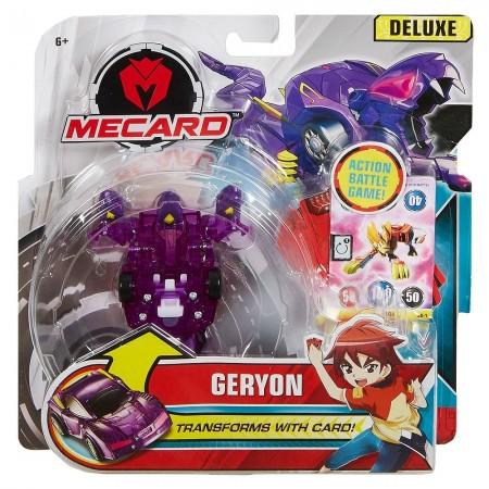 Машинка-трансформер Мекард Герион Mecard Geryon Deluxe: Geryon