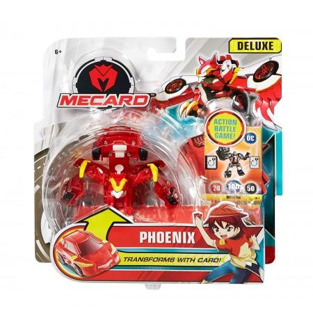 Машинка-трансформер Мекард Феникс Mecard Phoenix Deluxe: Phoenix