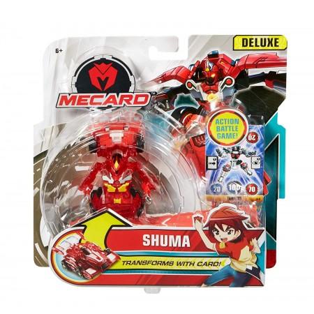 Машинка-трансформер Mecard Shuma Mecard Shuma Deluxe: Shuma