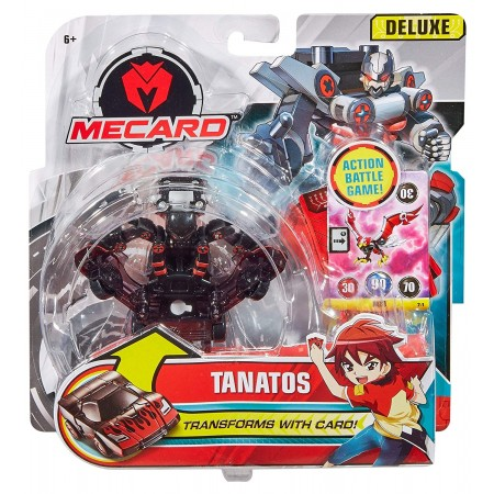 Машинка-трансформер Мекард Танатос Mecard Tanatos Deluxe: Tanatos