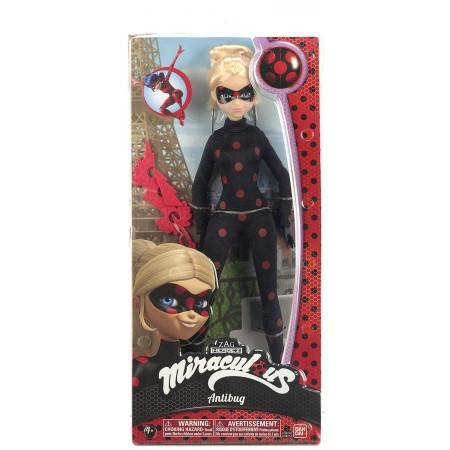 Антибаг от Miraculous 26 см Antibug Fashion Doll (5317): Antibug 26 см