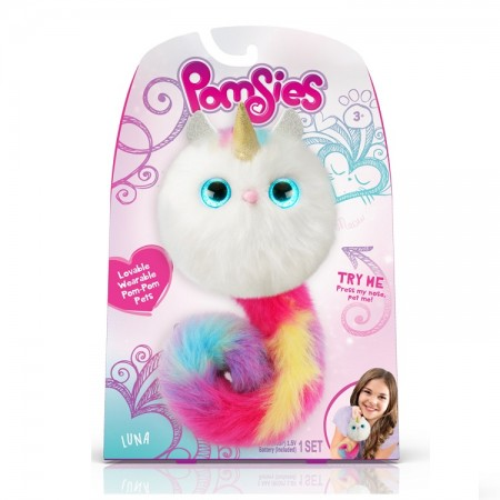 Pomsies Luna the Unicorn, интерактивный питомец Помси (оригинал): Luna the Unicorn