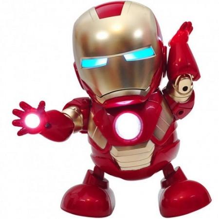 Танцующий робот Dance Hero Iron Man (Железный человек) (1080)