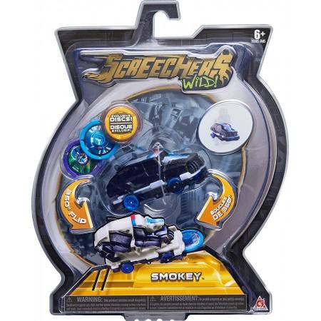Дикий скричер Смоки Smokey Screechers Wild L2 (5012): Smokey