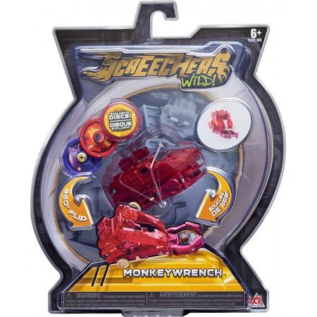 Дикий скричер Манкиренч Monkeywrench Screechers Wild L2 (5006): Monkeywrench