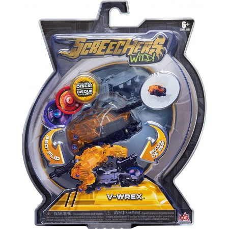Дикий скричер Т-Реккер V-Wrex Screechers Wild L2 (5016): V-Wrex