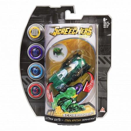 Дикий cкричер Скорпиодрифт Scorpiodrift Screechers Wild L3 (5028): Scorpiodrift