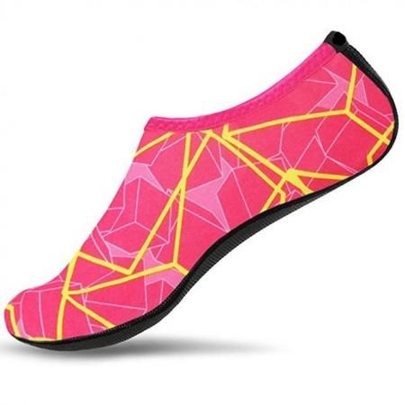 Аквашузы для плавания (Pink) (1002): Аквашузы Pink