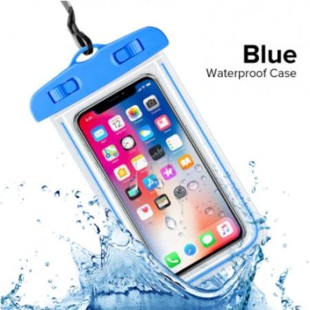 Водонепроницаемый чехол: Waterpoof (blue)