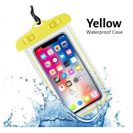 Водонепроникний чохол Waterpoof (yellow) (арт. 1092): Green