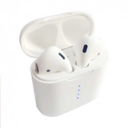 Беспроводные наушники в кейсе HBQ i10 TWS (белые) (402): i10 TWS